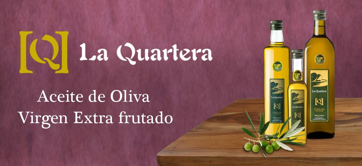 aceites Virgen extra Quartera